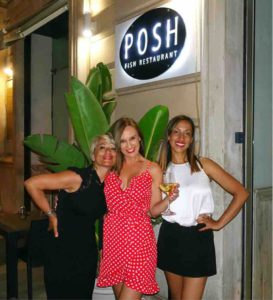 Restaurante POSH FISH Bari